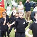 Burgess Hill Fayre 2015 Children Dancing 18