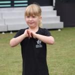 Burgess Hill Fayre 2015 Children Dancing 22