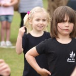 Burgess Hill Fayre 2015 Children Dancing 23