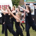 Burgess Hill Fayre 2015 Children Dancing 26