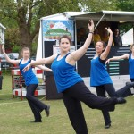 Burgess Hill Fayre 2015 Children Dancing 32