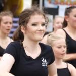 Burgess Hill Fayre 2015 Children Dancing 38