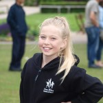 Burgess Hill Fayre 2015 Children Dancing 3