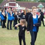 Burgess Hill Fayre 2015 Children Dancing 5