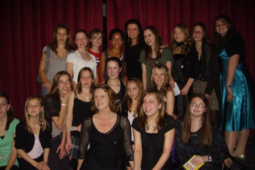 Live Wire Girls with Karen Hardy